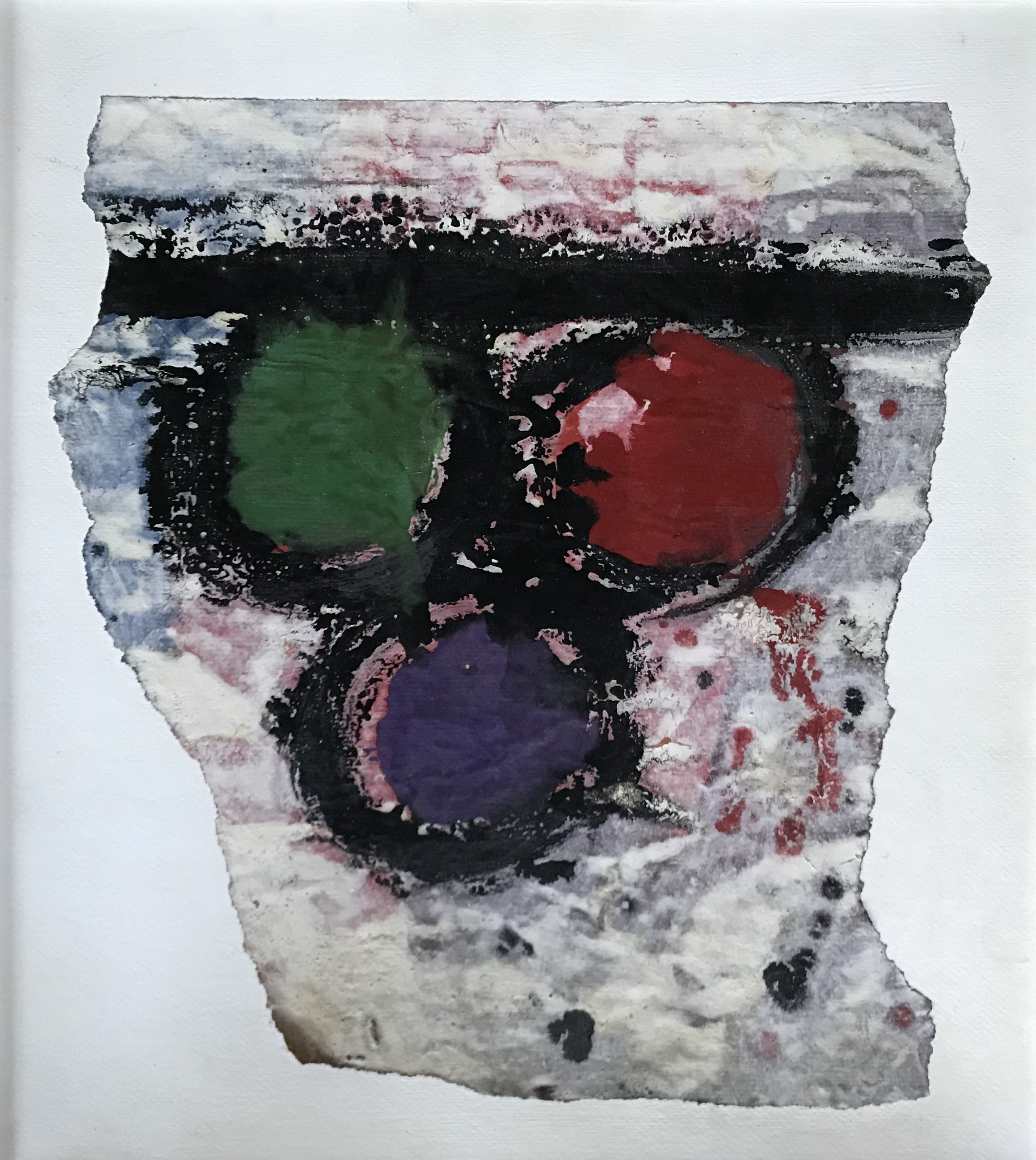 Composition abstraite, 1962